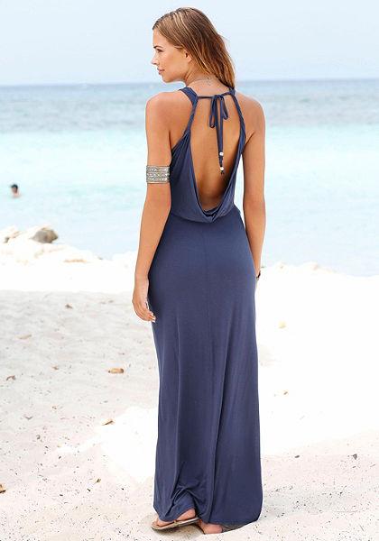 s.Oliver RED LABEL Beachwear Dlhé šaty