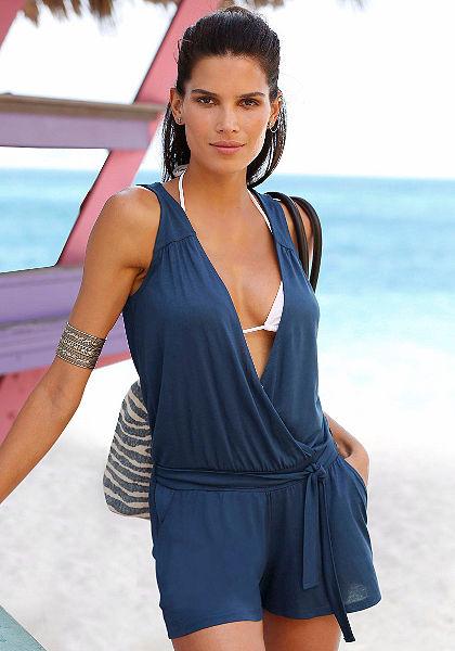 s.Oliver RED LABEL Beachwear Plážová kombinéza