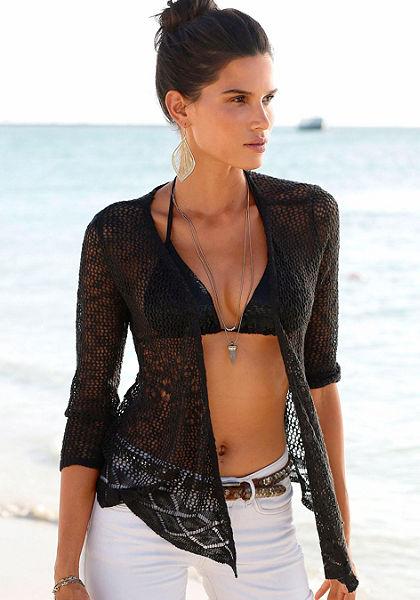 s.Oliver RED LABEL Plážový Pletený sveter