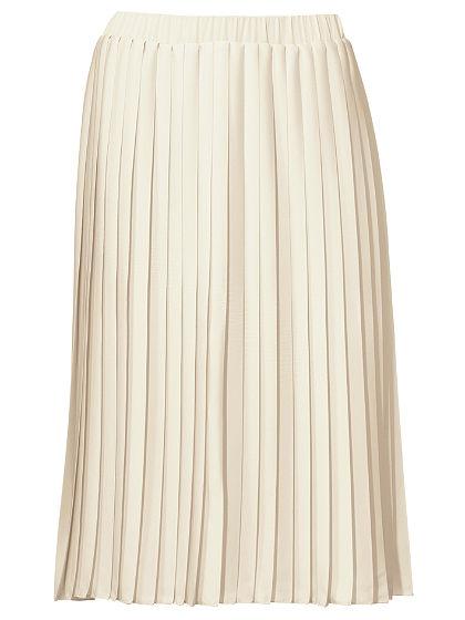 RICK CARDONA by heine Plisovaná sukňa zo saténu