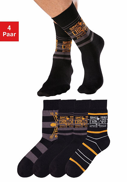 Chiemsee Ponožky (4 páry)