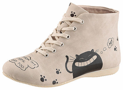 DOGO Šněrovací boty
