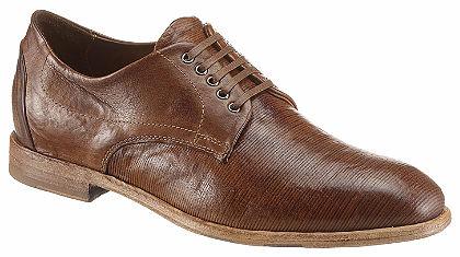 NOCLAIM Šnurovacie topánky »Tinto Sudan«