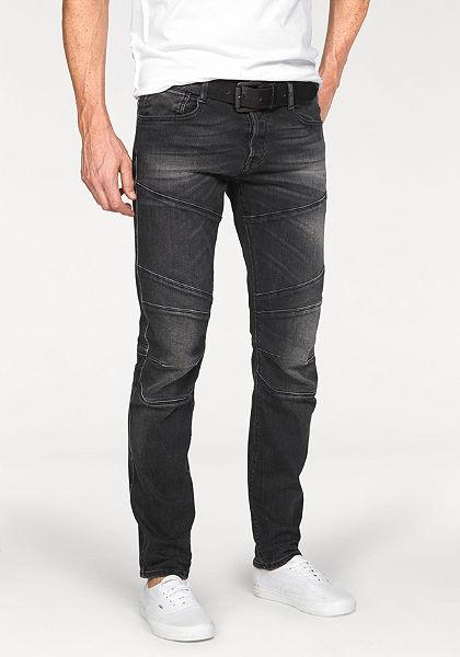 Jack & Jones Úzke džínsy »Glenn«