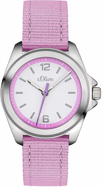 s.Oliver RED LABEL Detské hodinky »SO-3232-LQ