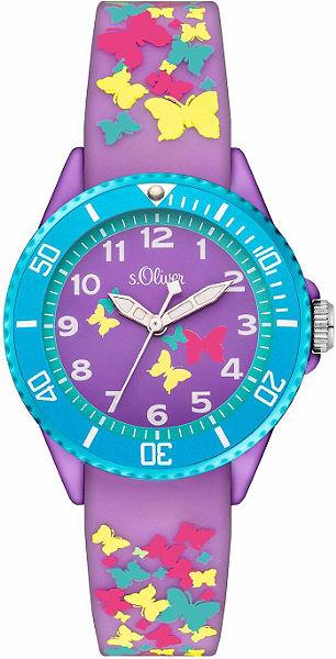 s.Oliver RED LABEL Náramkové hodinky »SO-3273-PQ