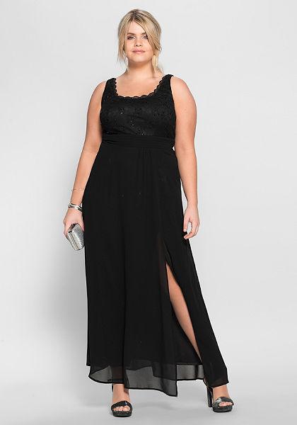 sheego Style Večerné šaty