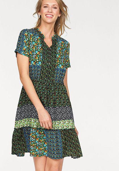 Cheer mintás ruha