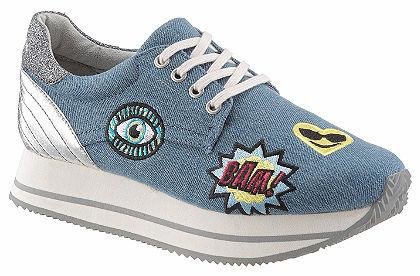 Tamaris magasított talpú sneaker cipő