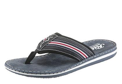 Rieker lábujjközös papucs »Derby/Scub«