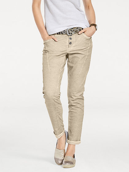 Bavlněné kalhoty