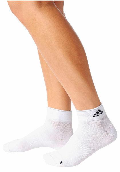 adidas Performance Běžecké ponožky bez froté