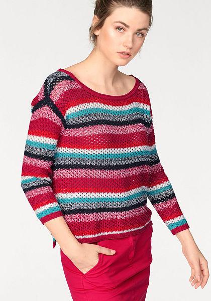 Tom Tailor Pruhovaný pulóver