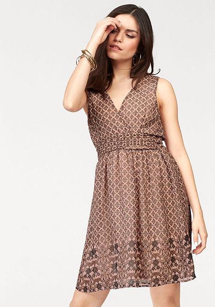 Vero Moda Šifónové šaty »NABIA«