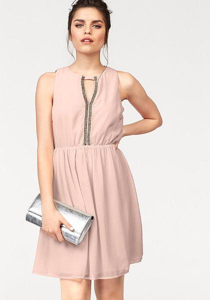 Vero Moda Šifónové šaty »ALLY«