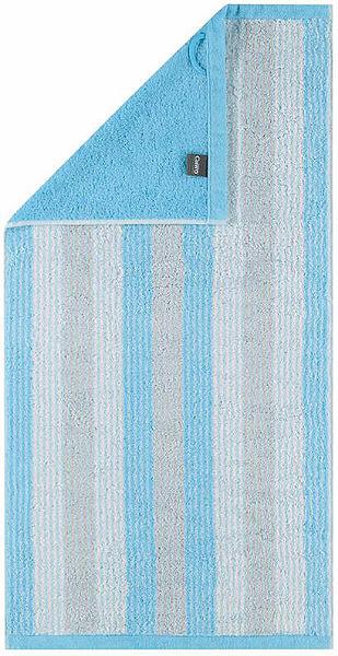 Fürdőlepedő, Cawö, »Lifestyle Pastell«, megfordítható egyszínű oldallal
