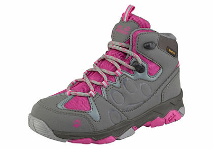 Jack Wolfskin Turistická obuv »Mountain Attack 2 Texapore Mid Kids«