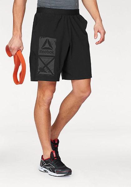 Reebok Krátké kalhoty »GRAPHIC SPEED SHORT«