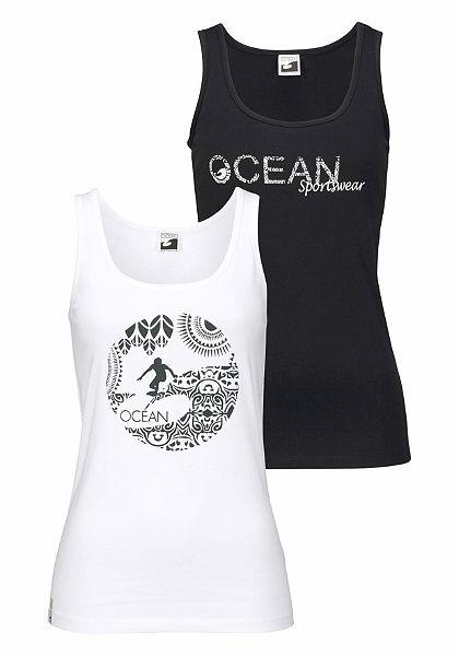 Ocean Sportswear Top (2 ks)