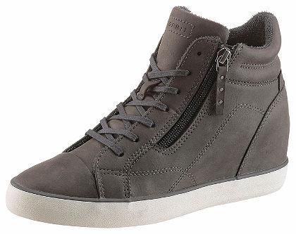 Esprit Šnurovacie topánky vysoké »Star Wedge«