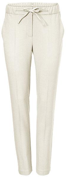 RICK CARDONA by heine Kalhoty na jógu s pružnými manžetami a vázací páskou