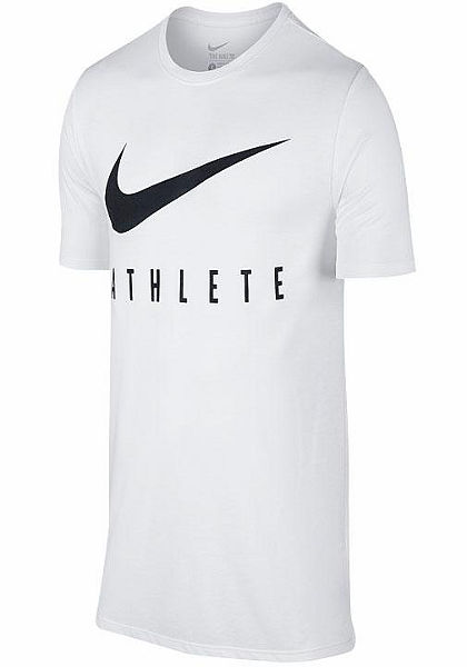 Nike póló »MEN NIKE DRY TEE DB ATHLETE«