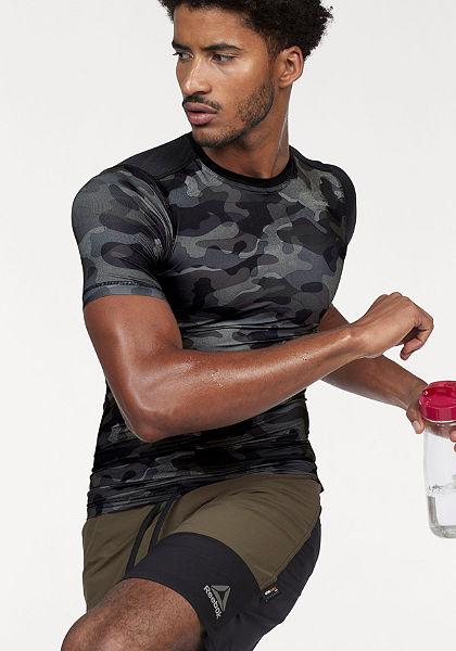 Reebok Športové tričko »ACTIVCHILL COMP TEE«