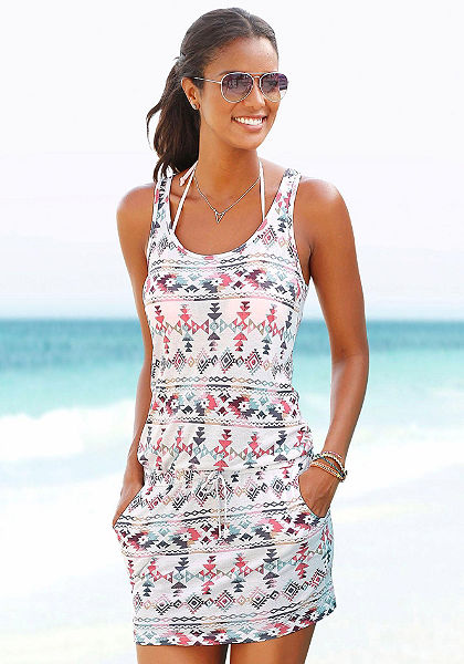 Venice Beach Plážové šaty