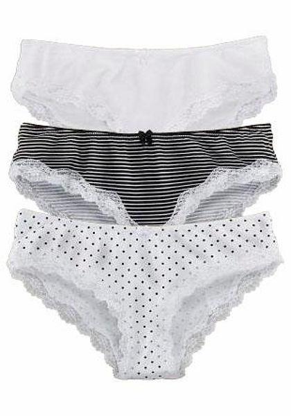 Kalhotky, LASCANA (3 ks)