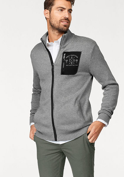 Tom Tailor Polo Team Pletený sveter