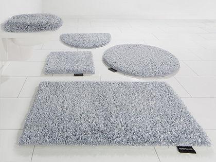 Fürdőszobaszőnyeg, Bruno Banani, »Manu«, vastagság 22 mm, csúszásgátló hátoldallal