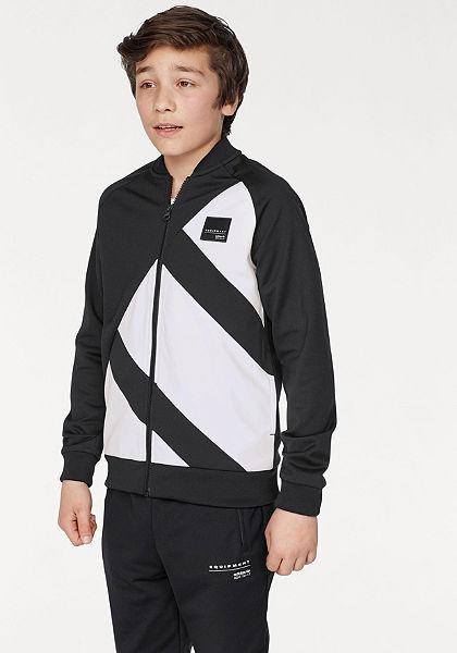 adidas Originals Sportovní bunda »J EQT TRACKTOP«