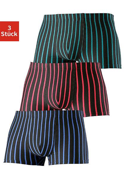Authentic Underwear Le Jogger Boxerky (3 ks)