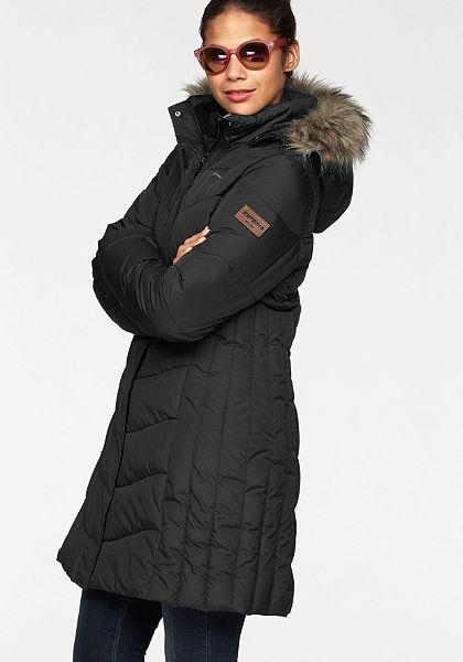Icepeak Zimní dlhá bunda »PAIVA«