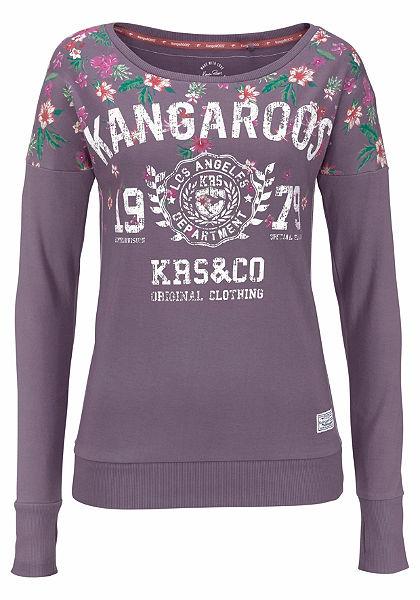 KangaROOS hosszú ujjú póló