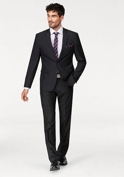 Bruno Banani Oblek, (4 kusy s kravatou a vreckovkou)