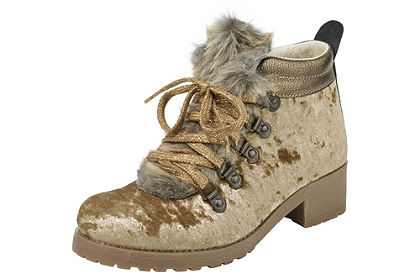 heine Zimná obuv šnurovacia