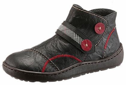 Rieker Motorkárka obuv