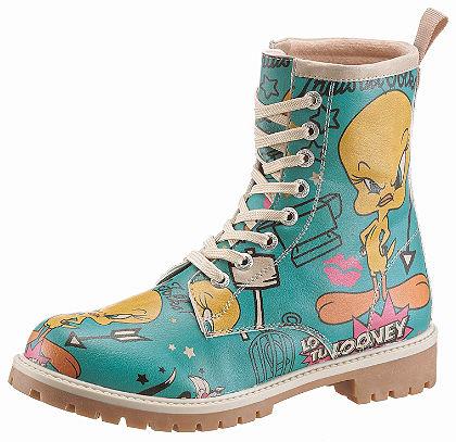 DOGO Šnurovacie topánky  »Tweety In Action«