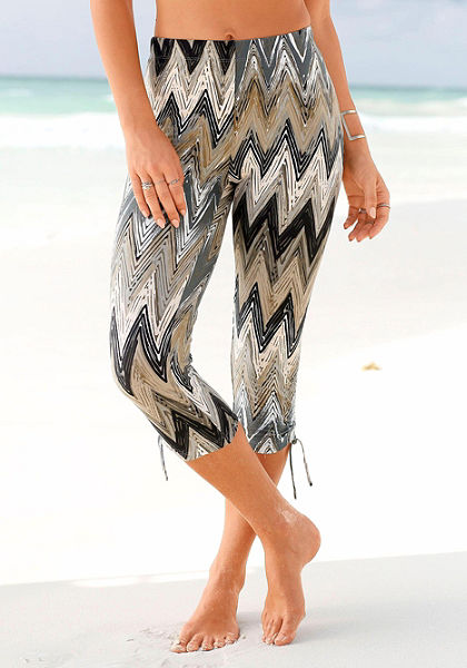 Beachtime capri leggings