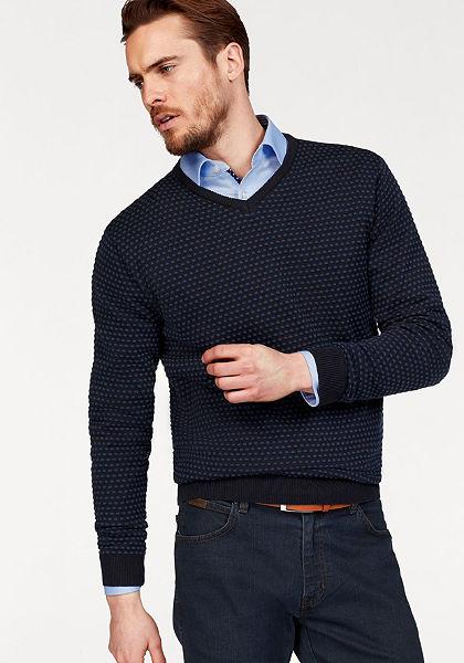 Class International kötött pulóver