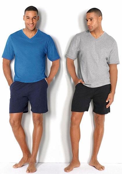 Le Jogger Krátké pyžamo (2 ks)