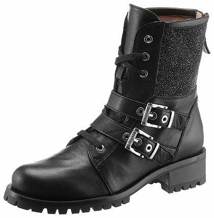 Unisa Šněrovací boty