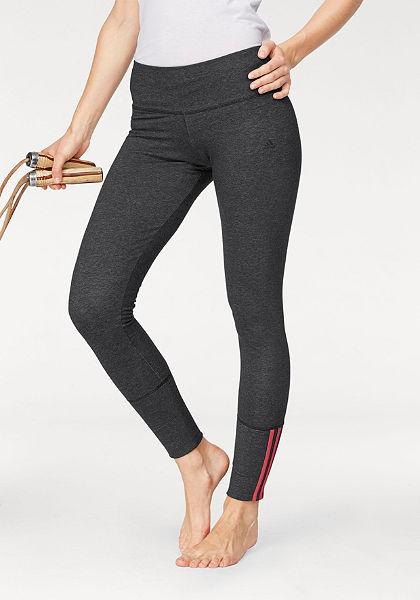 adidas Performance legging »ESSENTIALS MID 3S TIGHT«