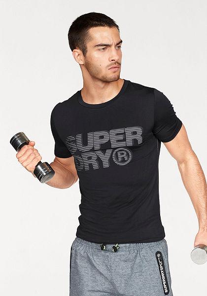 Superdry Športové tričko »SPORT ATHLETIC GRAPHIC TEE«