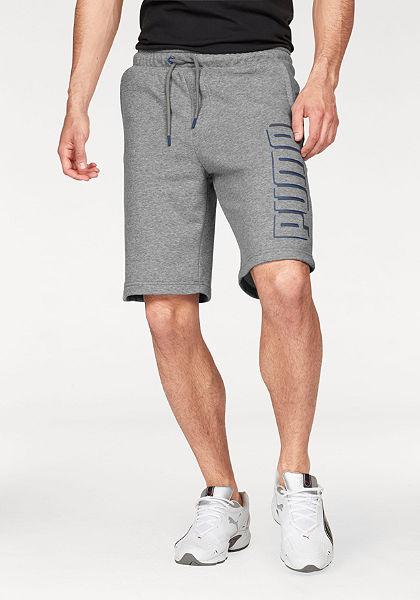 PUMA Bavlněné krátké kalhoty »STYLE ATHLETICS SHORTS TR10«