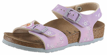 Birkenstock szandál »RIO PLAIN FROZEN WINTER DREAM«