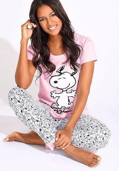 Peanuts Snoopy-pizsama nagy méretekben