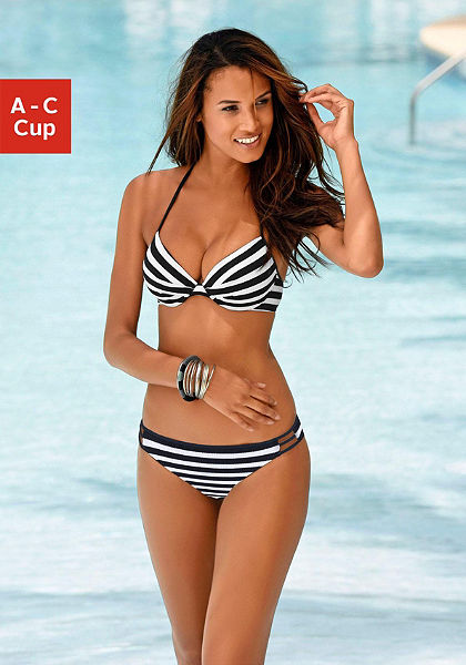 Push-up bikiny, Jette