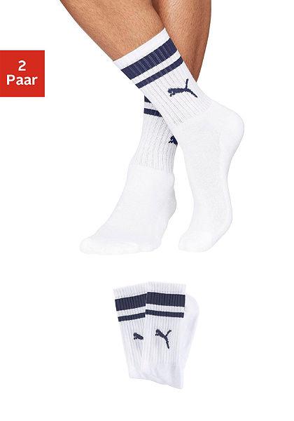 Puma Sportovní ponožky (2 páry)